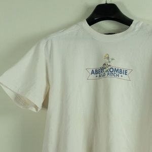 Awesome Abercrombie and Fitch Vintage T-Shirt